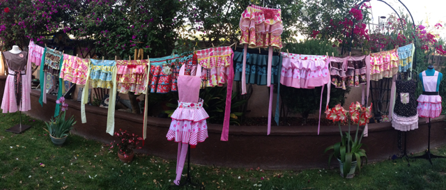 clothesline-of-pink-aprons