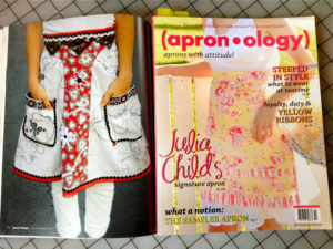 Apronology 2012 cover