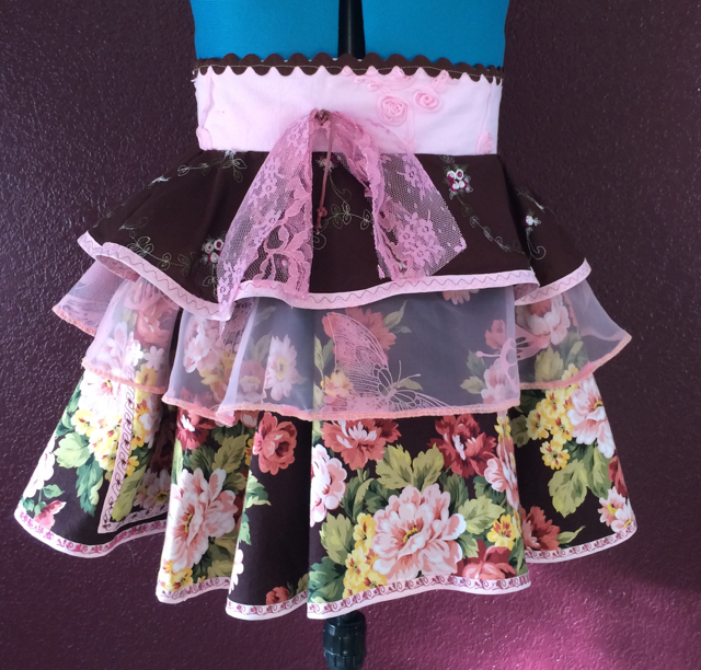 Sugar and Spice front Apron