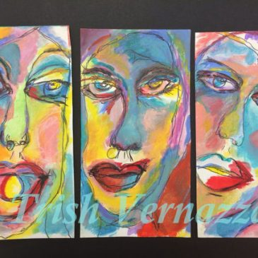 3 Faces of Eve art watermark