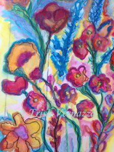 Summer Blooms to Print watermark