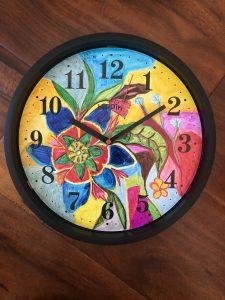 Nates Clock
