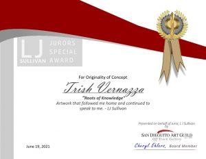 originality of concept award