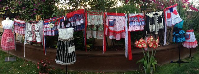 black-red-political-clothesline-aprons