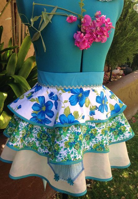 bluebell-apron