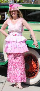 Trish Pink Apron Tea Green Auto for website