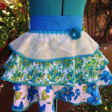 Blue Pansies SOLD copy