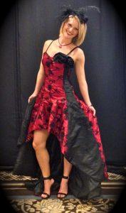 Sarah Masquerade Dress
