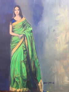 India Woman Thrift Store Original 2018